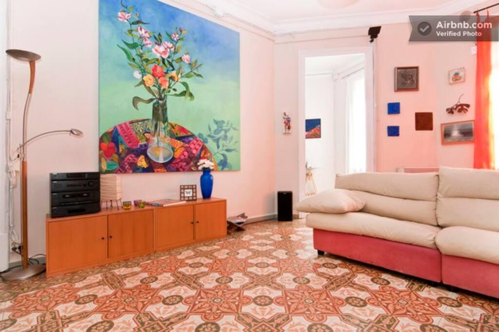 Precioso apartamento en gotico appartamenti in affitto a for Appartamenti in affitto a barcellona