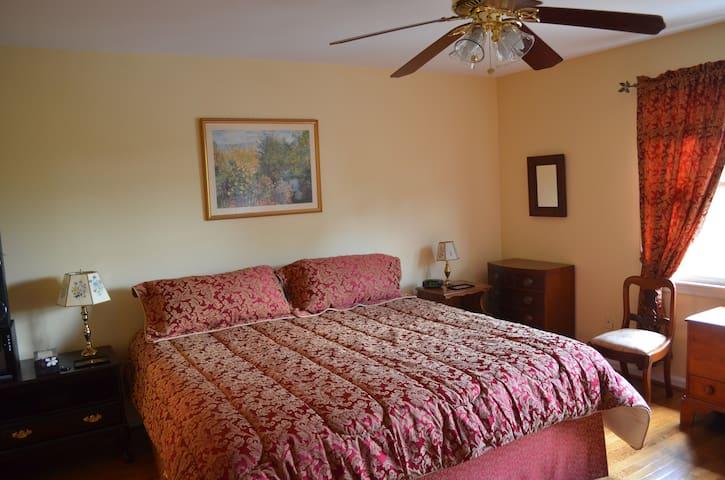 Old Town Alexandria - Private Room/Private Bath - Alexandria - Huis