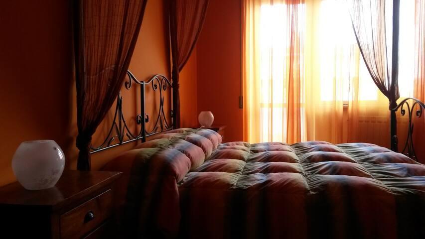 Le stagioni, accoglienza  e colore - Rome - Inap sarapan