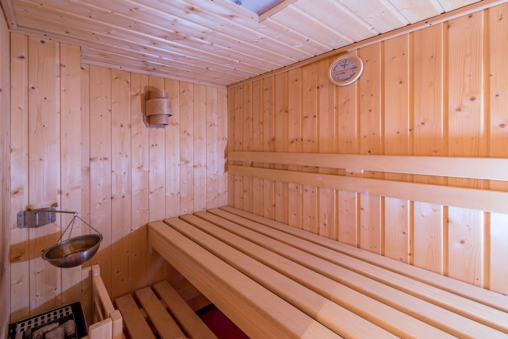 Appartement 1 50 m mit sauna apartments for rent in - Sauna appartement ...