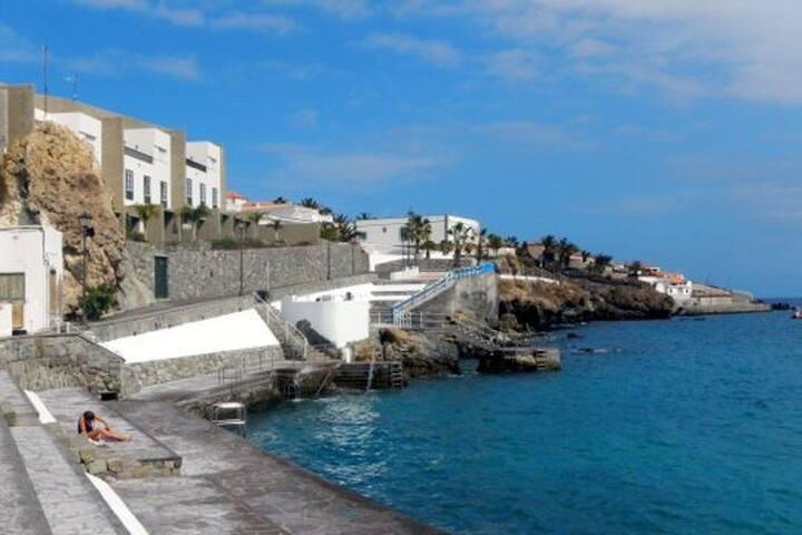 Apartment in Paradise with great sea views. - Santa Cruz de Tenerife - Apartment