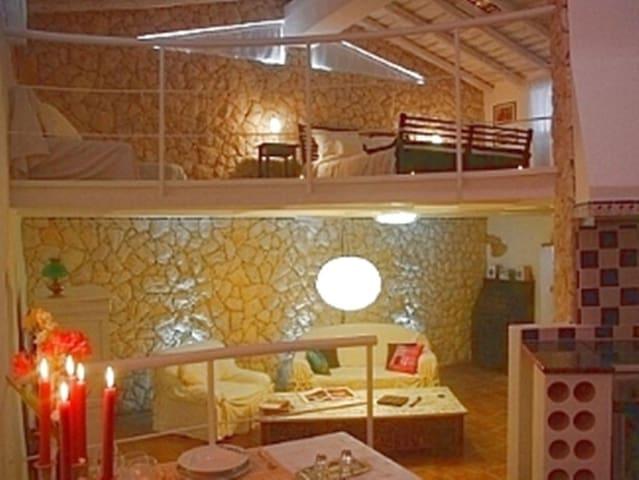 Casa do Pintor....stunning artistic cottage.... - Guia - Casa de férias