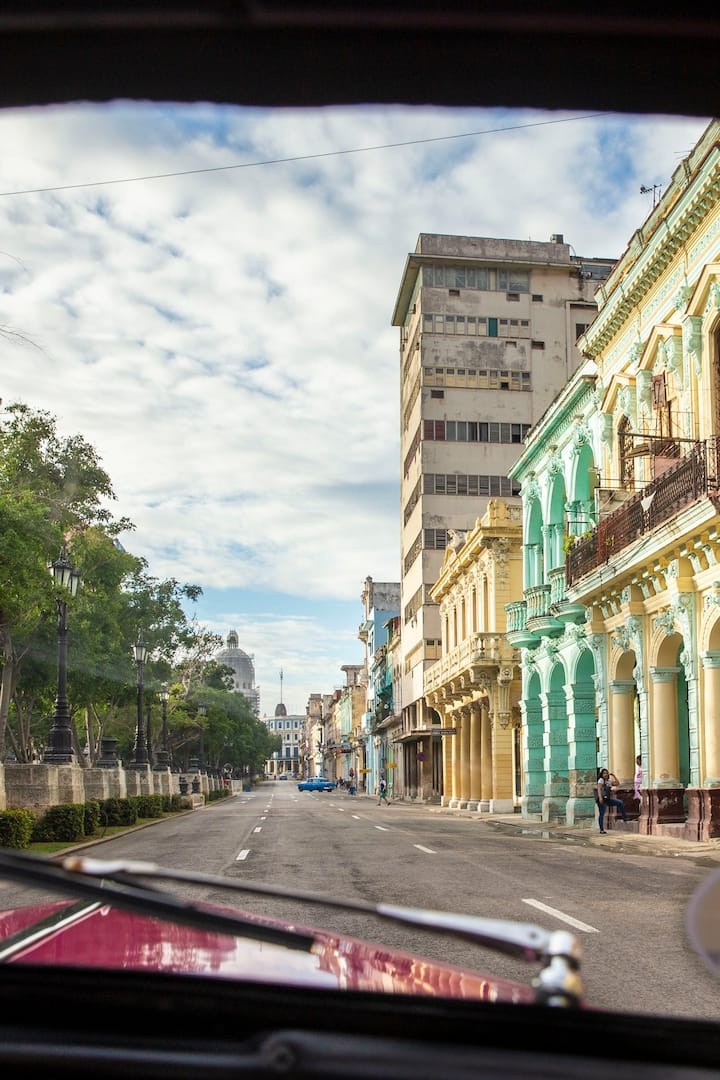 Discover Havana with us!