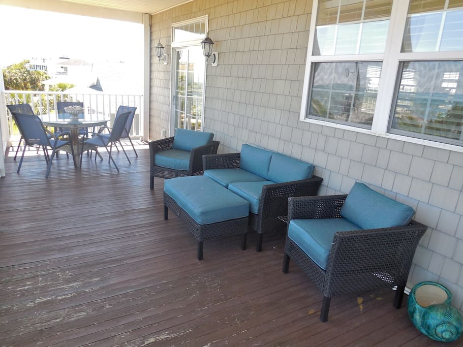 2nd Level Deck