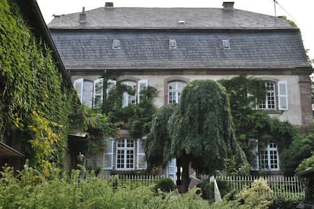 Living in an ancient castle  - Merzig