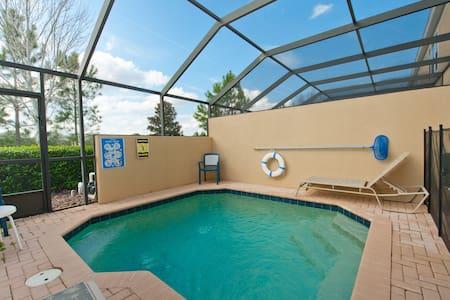 3 bedroom private pool home WIFI$75 - คิสซิมมี