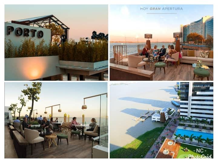 New Luxury Room Bellini III Santa Ana River View