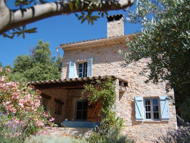altes Bauernhaus 40 km Cote d´ Azur - Taradeau - Casa