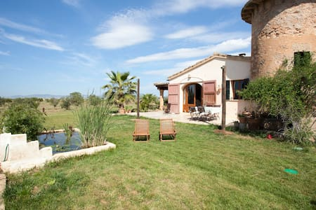 Country house near Palma and sea - House
