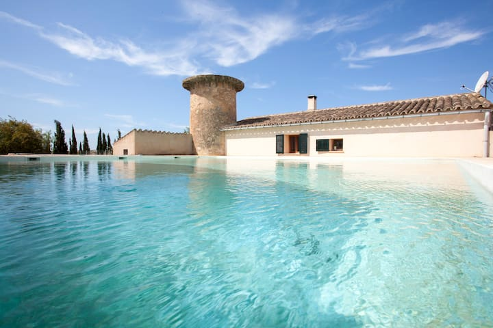 Country house near Palma and sea - Balearic Islands - Hus
