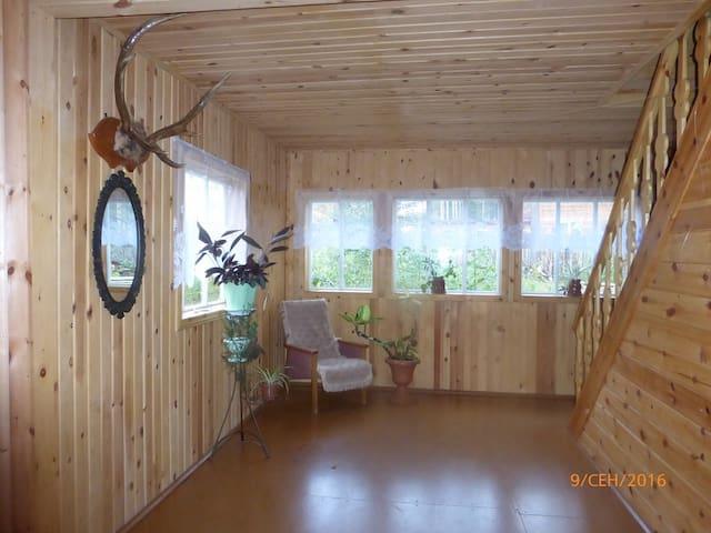 Предлагаем размещение в поселке Горячинск. - Buryatia - Pension