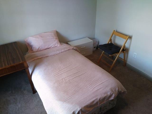 Laptop friendly Private room - Alpharetta - Apartamento