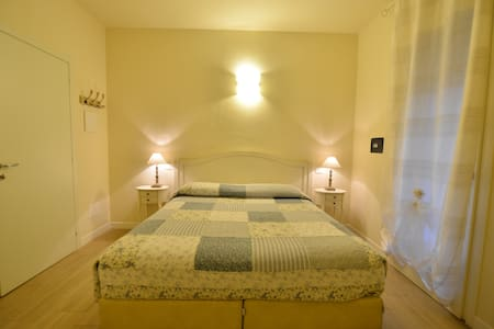 Camera doppia/matr.  in Villa Bianca B&B - Sona - Bed & Breakfast
