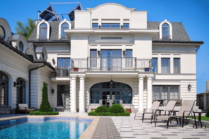 VIP Villa Sea resort