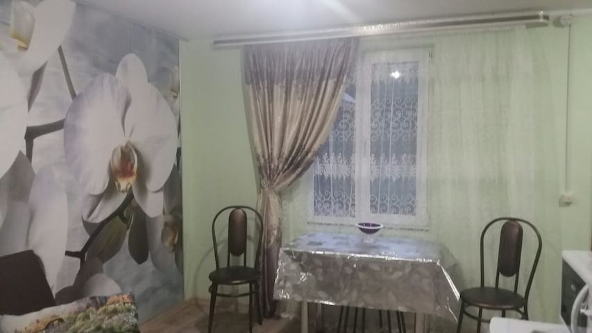 Комфортабельные комнаты около соленых озер