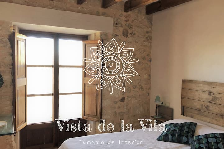 Vista de la Vila - (B&B) Double Room Standard