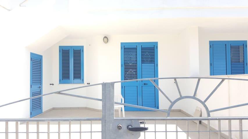 Accogliente trilocale in Salento - Torre Pali - Casa