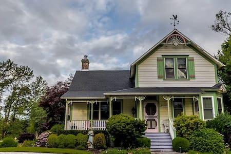 Antique Boho Victorian Farmhouse & Events - 俄勒冈市(Oregon City) - 独立屋