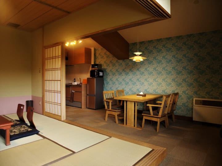 Mt.Asahidake View – Cozy Japanese Style Studio