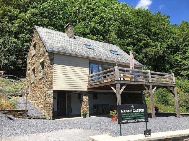 Maison Castor - sfeervolle vakantiewoning