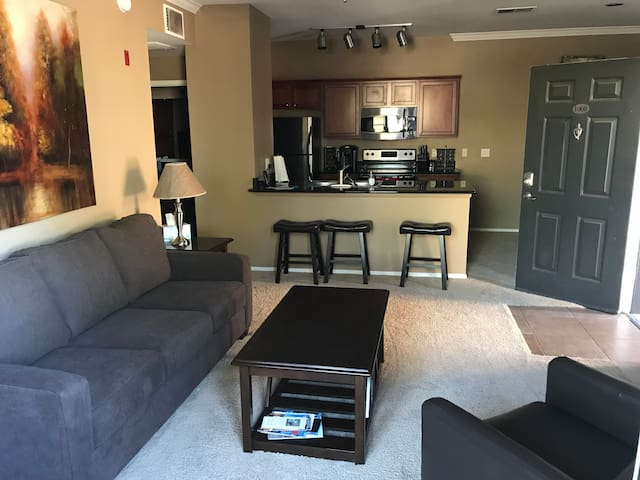 kierland  area 1 bdrm designer furnished condo