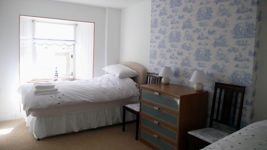 Heron House, a cosy fishermans cottage - Cellardyke