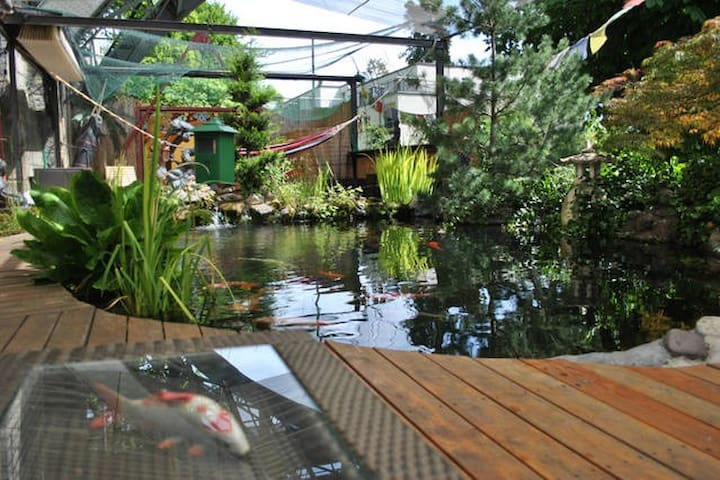 Oasis in the city center / 2 - Bern - Rumah