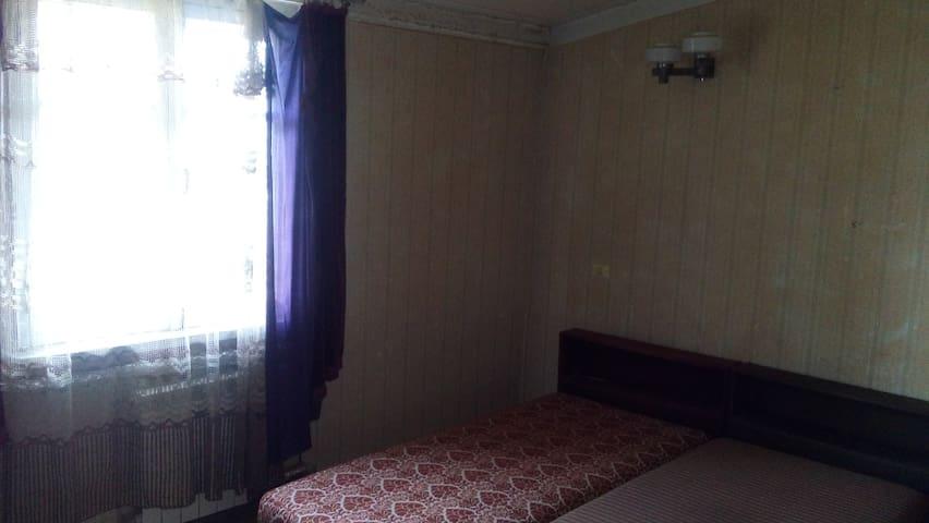 2 комнаты в доме в Мцхета - Mtskheta - Talo