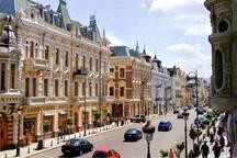 Old town Tbilisi Adress : David Agmashenebeli avenue