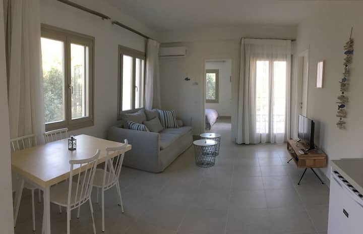 Moses Villa: Oak apartment with amazing view