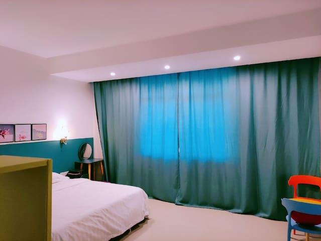 【半岛·東寓】简约时尚自助公寓301