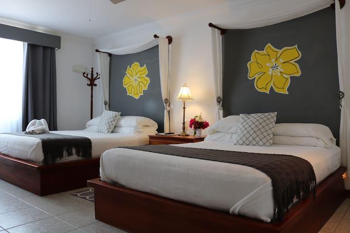 Villa Boscardi-Queen Room Suite