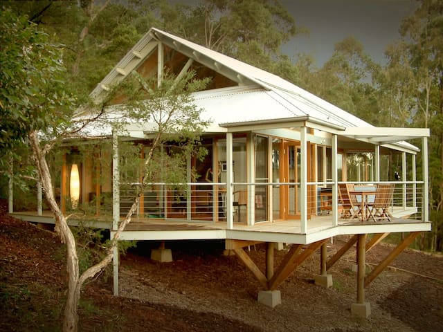 Bombah Point Eco Cottages - Bombah Point - Treehouse