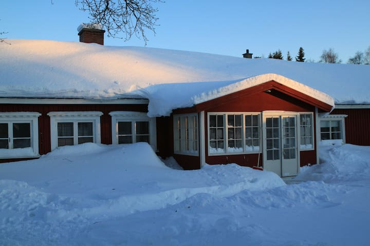 Cottage in Lapland, perfect for groups