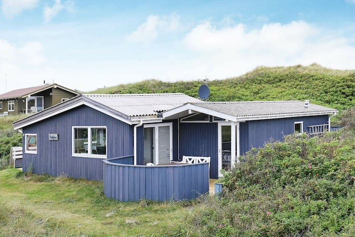 Large Holiday Home Near Sea in Løkken Denmark