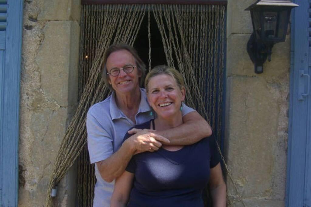 Wij zijn Henk Kersten & Irene Bieszke. Aangenaam kennis te maken.