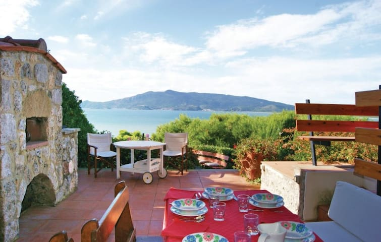 Villa Mare Azzurro, villa stupenda - Ansedonia - Vila