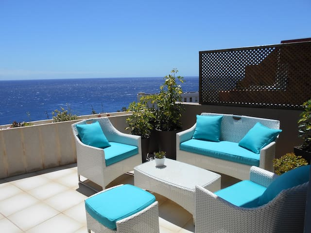 Apartment in front of the sea - Radazul - Apartamento