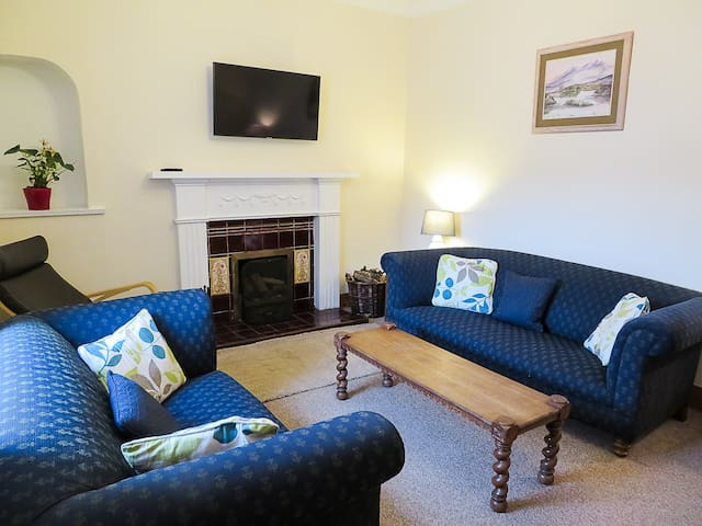 Large four bedroom house in the village of Beauly