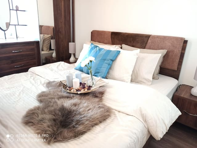 Luxury suite - near to mall of Istanbul