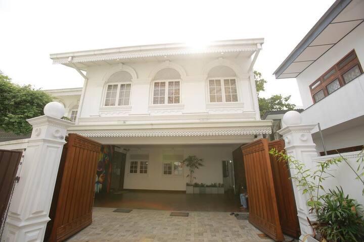 Tarshish Villa - Colombo