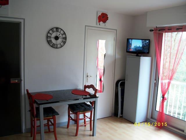 Appartement Résidence la Jamoisière
