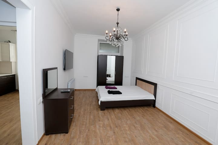 New and cozy apartment just in the city center