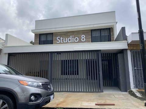 4 Studio 8 Verde II Nivel