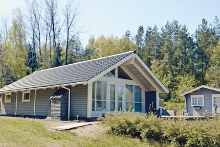 Holiday cottage with 3 bedrooms on 61m² in Kolind