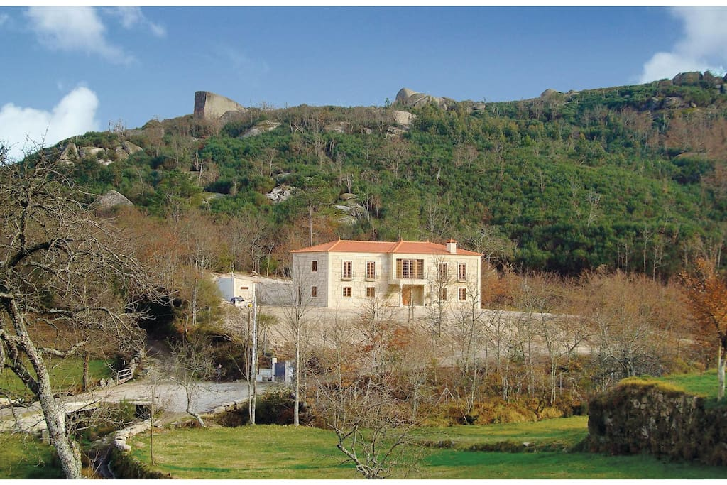 Holiday cottage with 4 bedrooms on 300 m in celeiro do - La maison monte na comporta au portugal ...