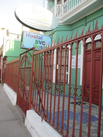 HOSTAL CENTRAL IQUIQUE   REGION DE TARAPACA CHILE
