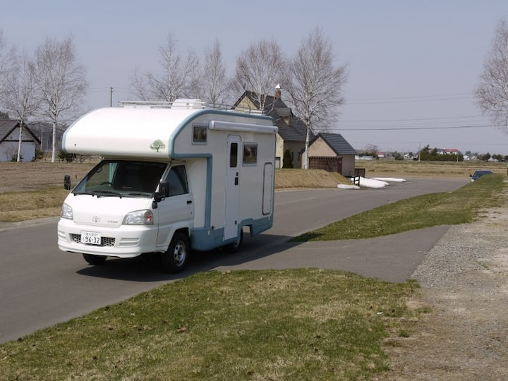 We are a car rental agency specialized in RVs .