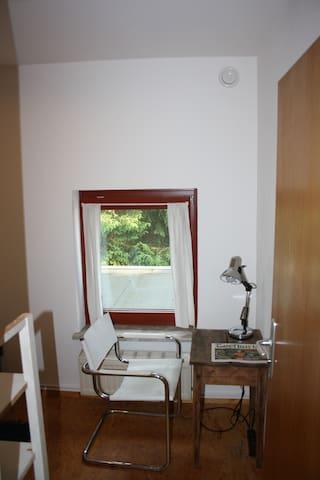 Gästezimmer ohne Frühstück - Ottersberg - บ้าน