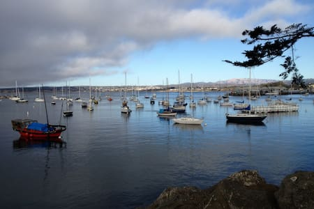 Monterey's Cannery Row neighborhood - Apartment